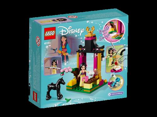 LEGO - MULANS TRAINING DAY