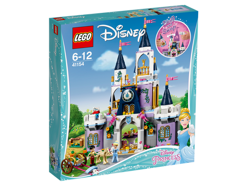LEGO - CINDERELLAS DREAMS CASTLE