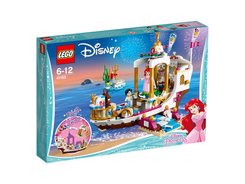 LEGO - ARIELS ROYAL CELEBRATION BOAT