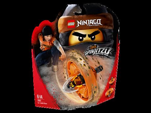 LEGO - COLE - SPINJITZU MASTER
