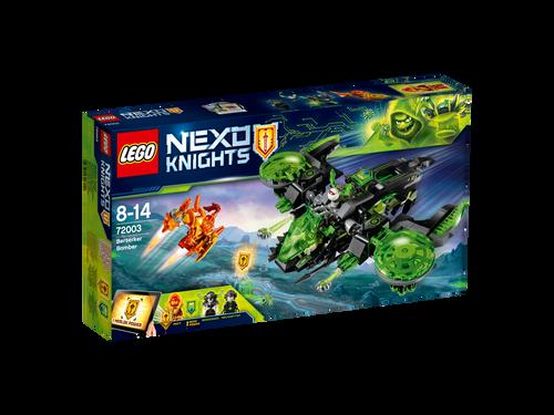 LEGO - BERSERKER BOMBER