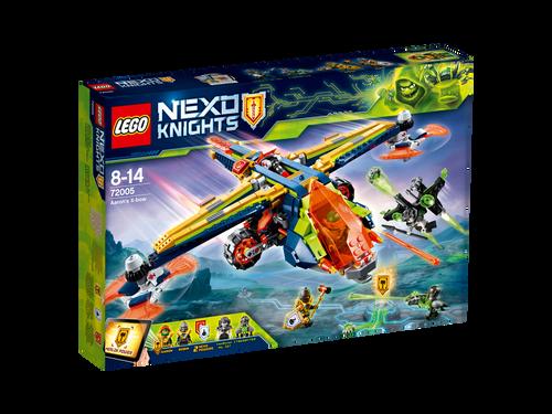 LEGO - AARONS X-BOW