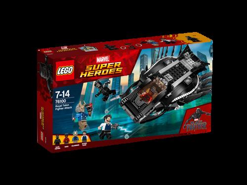 LEGO - ROYAL TALON FIGHTER ATTACK