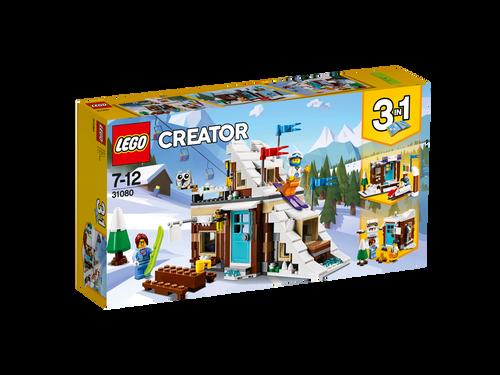 LEGO CREATOR -  MODULAR WINTER VACATION