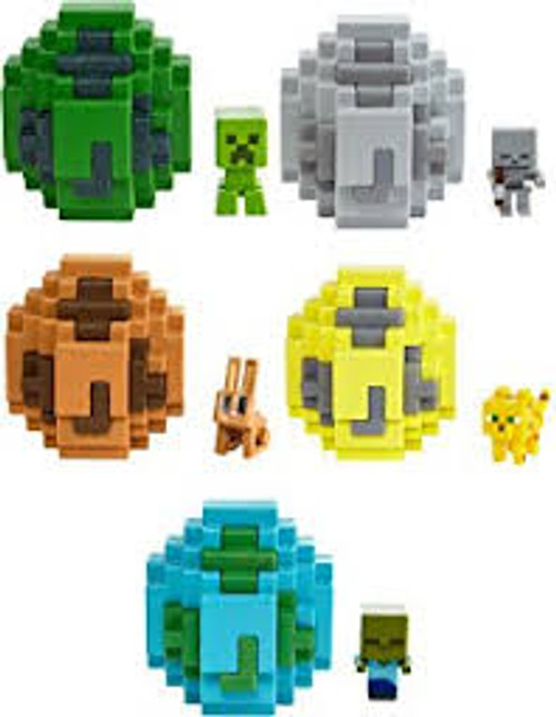 MINECRAFT MINIFIGURE SPAWN EGG