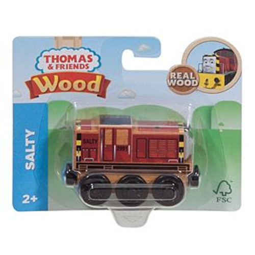 THOMAS WOODEN RAILWAY - SALTY