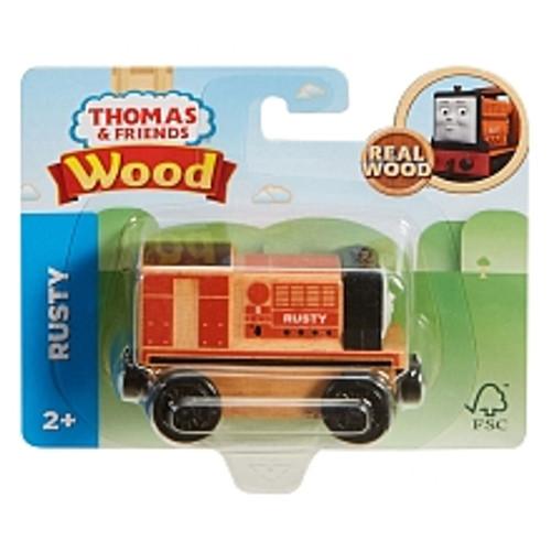 THOMAS WOODEN RAILWAY - RUSTY