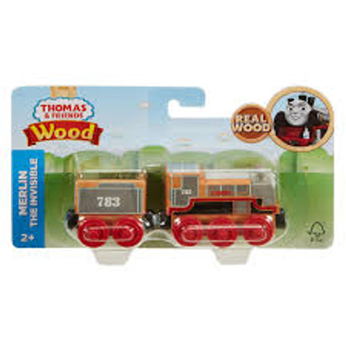 THOMAS WOODEN RAILWAY - MERLIN