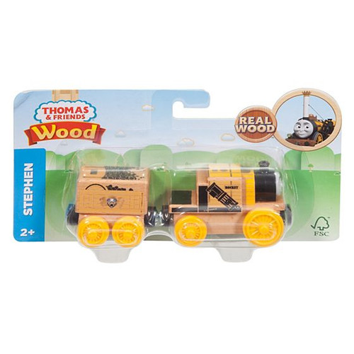 THOMAS WOODEN RAILWAY - STEPHEN
