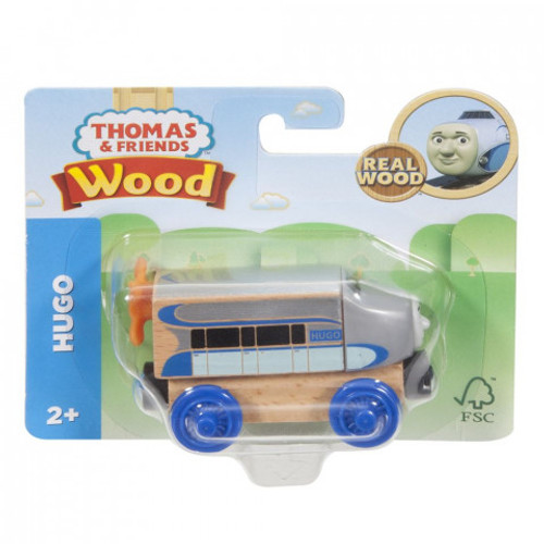 THOMAS WOODEN RAILWAY - HUGO
