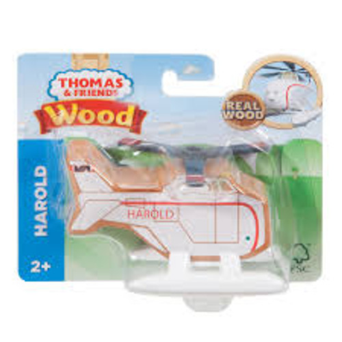 THOMAS WOODEN RAILWAY - HAROLD