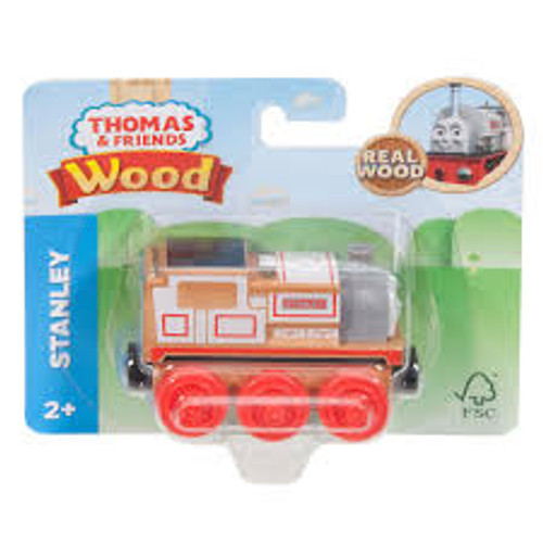 THOMAS WOODEN RAILWAY - STANLEY