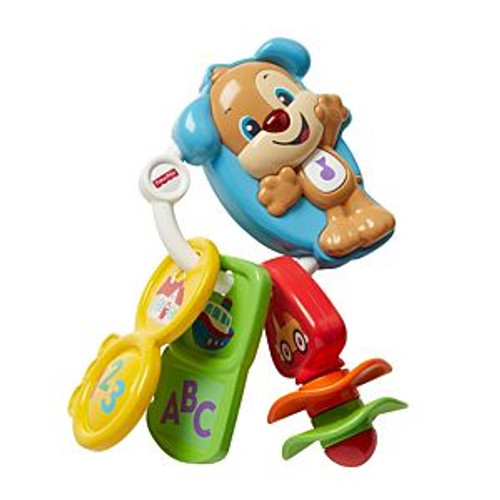 FISHER PRICE LAUGH N LEARN PUPPY KEYS