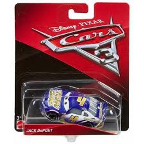 CARS 3 - JACK DE POST