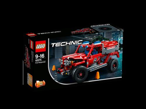 LEGO TECHNIC - FIRST RESPONDER