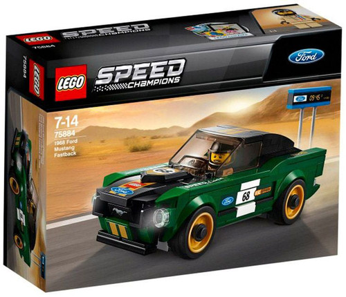 LEGO - 1968 FORD MUSTANG FASTBACK