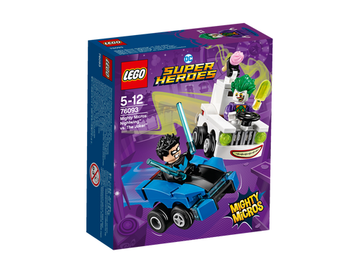LEGO - MIGHTY MICROS : NIGHTWING VS THE JOKER