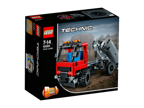 LEGO TECHNIC - HOOK LOADER