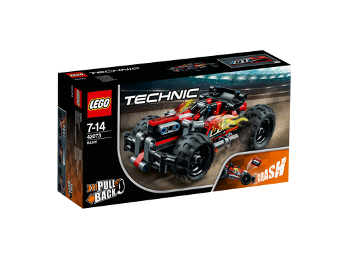 LEGO TECHNIC - BASH!
