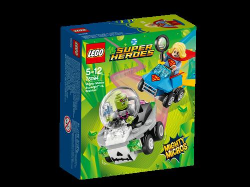 LEGO - MIGHTY MICROS : SUPERGIRL VS BRAINIAC