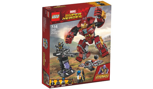 LEGO MARVEL SUPER HEROES - THE HULKBUSTER SMASH-UP