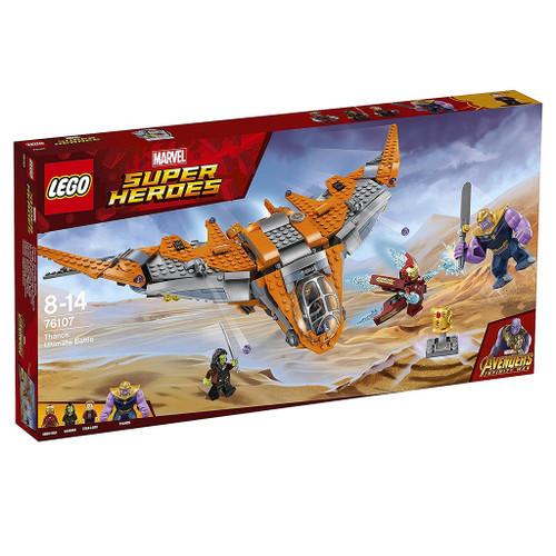 LEGO - THANOS ULTIMATE BATTLE