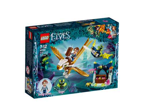 LEGO - EMILY JONES & THE EAGLE GETAWAY