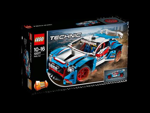 LEGO - RALLY CAR
