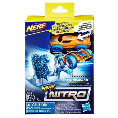 NERF NITRO SINGLE STUNT - SPARKSMASH (W/CAR)