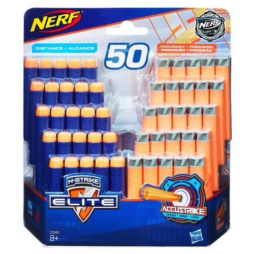 NERF 50 DART ELITE ACCUSTRIKE