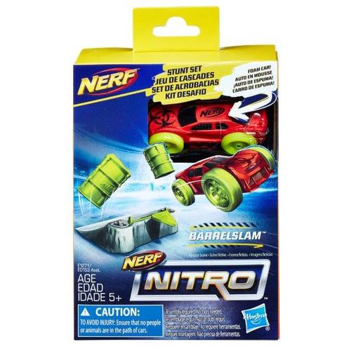 NERF NITRO SINGLE STUNT - BARRELSLAM (W/CAR)