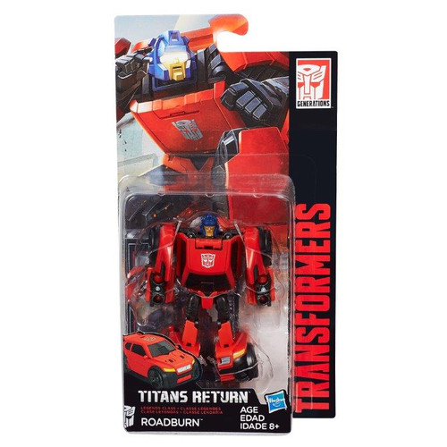TRA GEN LEGENDS TITANS RETURN - ROADBURN