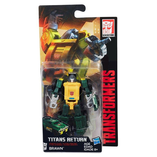 TRA GEN LEGENDS TITANS RETURN  (sp85147)}
