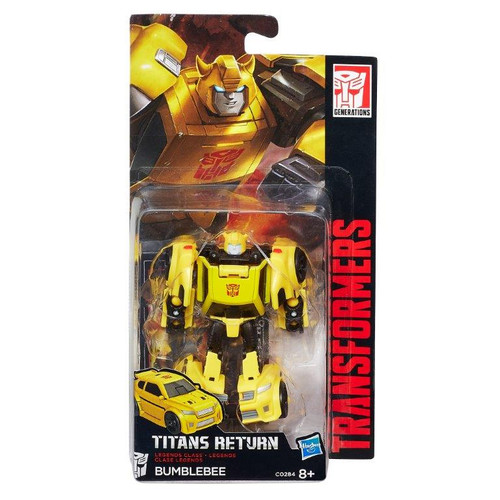 TRA GEN LEGENDS TITANS RETURN - BUMBLEBEE