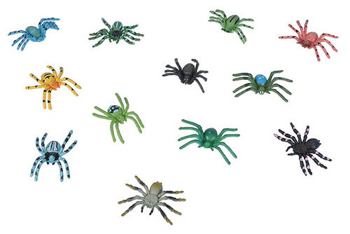 POLYBAG MINI SPIDERS COLLECTION