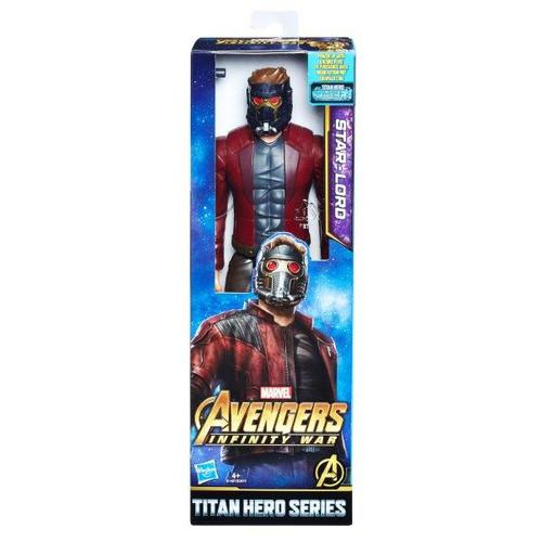 AVENGER 12 INCH TITAN HERO STAR-LORD