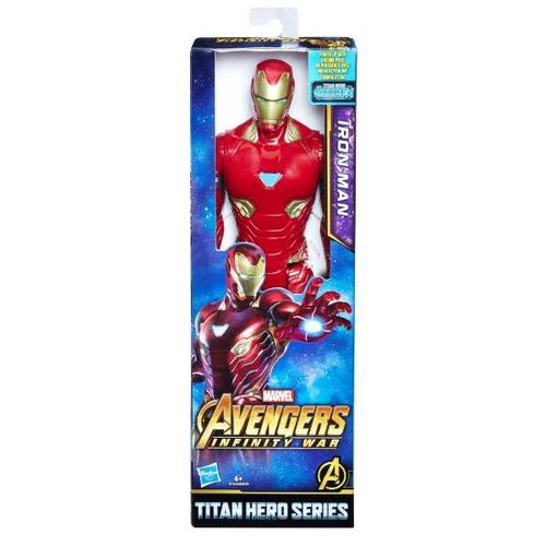 AVENGER 12 INCH TITAN HERO - IRON MAN