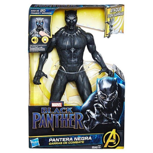 BLACK PANTHER SLASH & STRIKE FIGURE