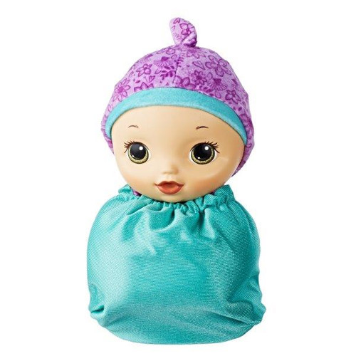 BABY ALIVE LOVE MY BLANKIE BABY - PURPLE