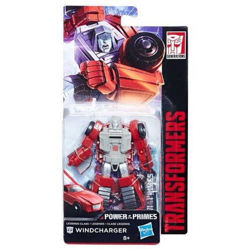 TRANSFORMERS POWER OF THE PRIMES - WINDCHARGER