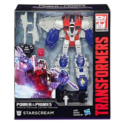 TRA GEN POWER OF THE PRIMES - STARSCREAM