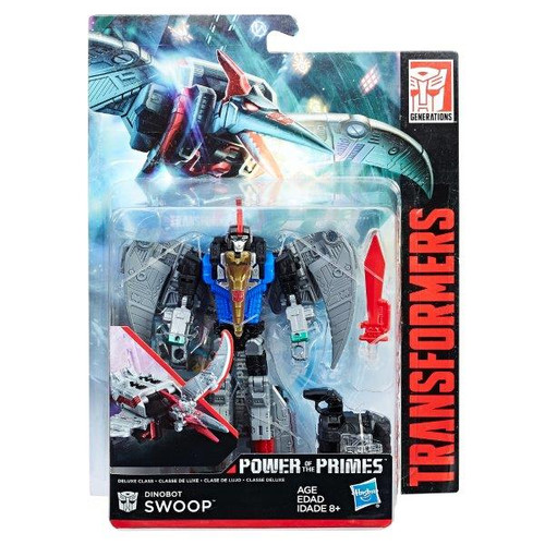 TRA GEN POWER OF THE PRIMES - DINOBOT SWOOP