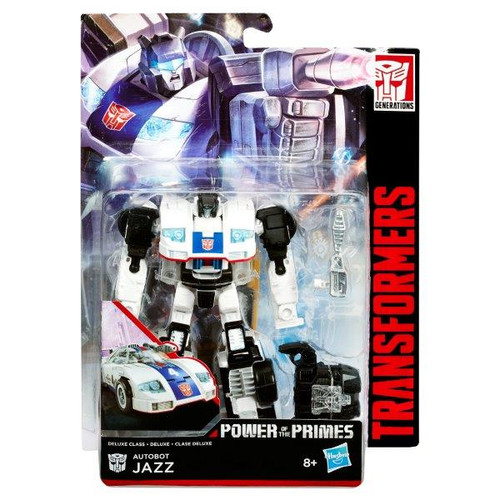 TRA GEN POWER OF THE PRIMES -  (sp85210)}