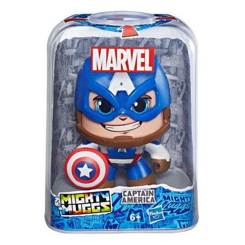 MARVEL MIGHTY MUGGS - CAPTAIN