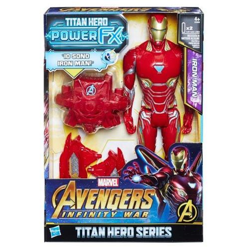 AVENGERS 12 INCH TITAN HERO PO