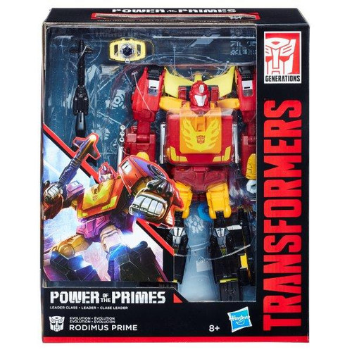 TRA GEN POWER OF THE PRIMES - RODIMUS PRIME