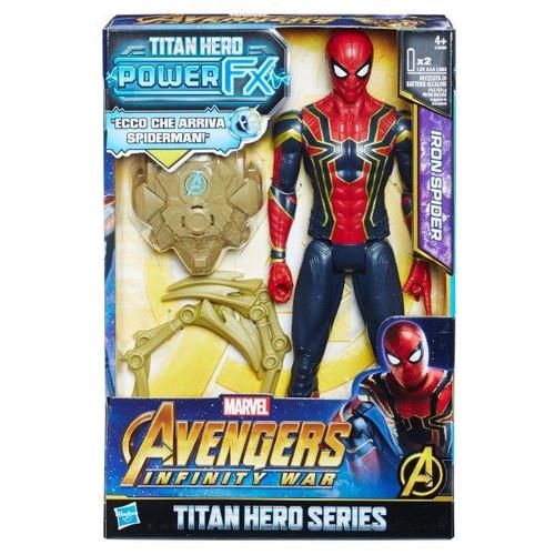 AVENGERS 12 INCH TITAN HERO FX (sp85226)}