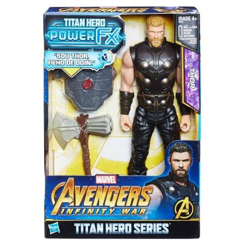 AVENGERS 12 INCH TITAN HERO FX (sp85228)}