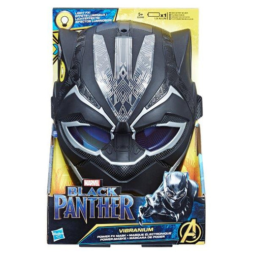BLACK PANTHER VIBRANIUM FX MASK