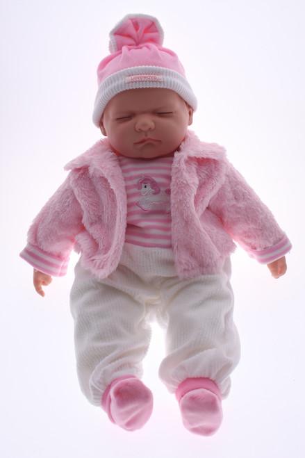 BABY DOLL AUBREY PINK